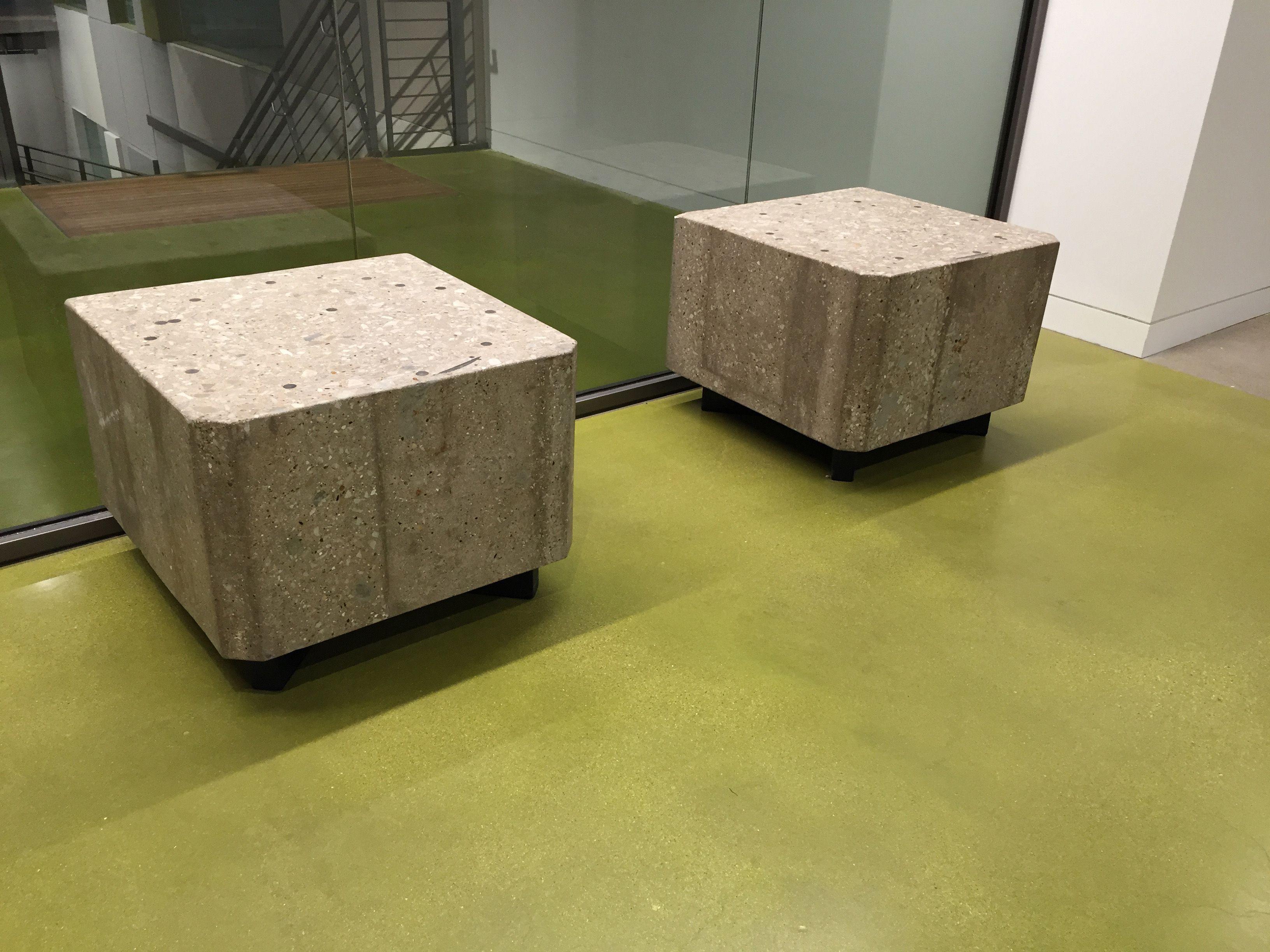Chicago Concrete Countertops Evanston Poured By Kerr