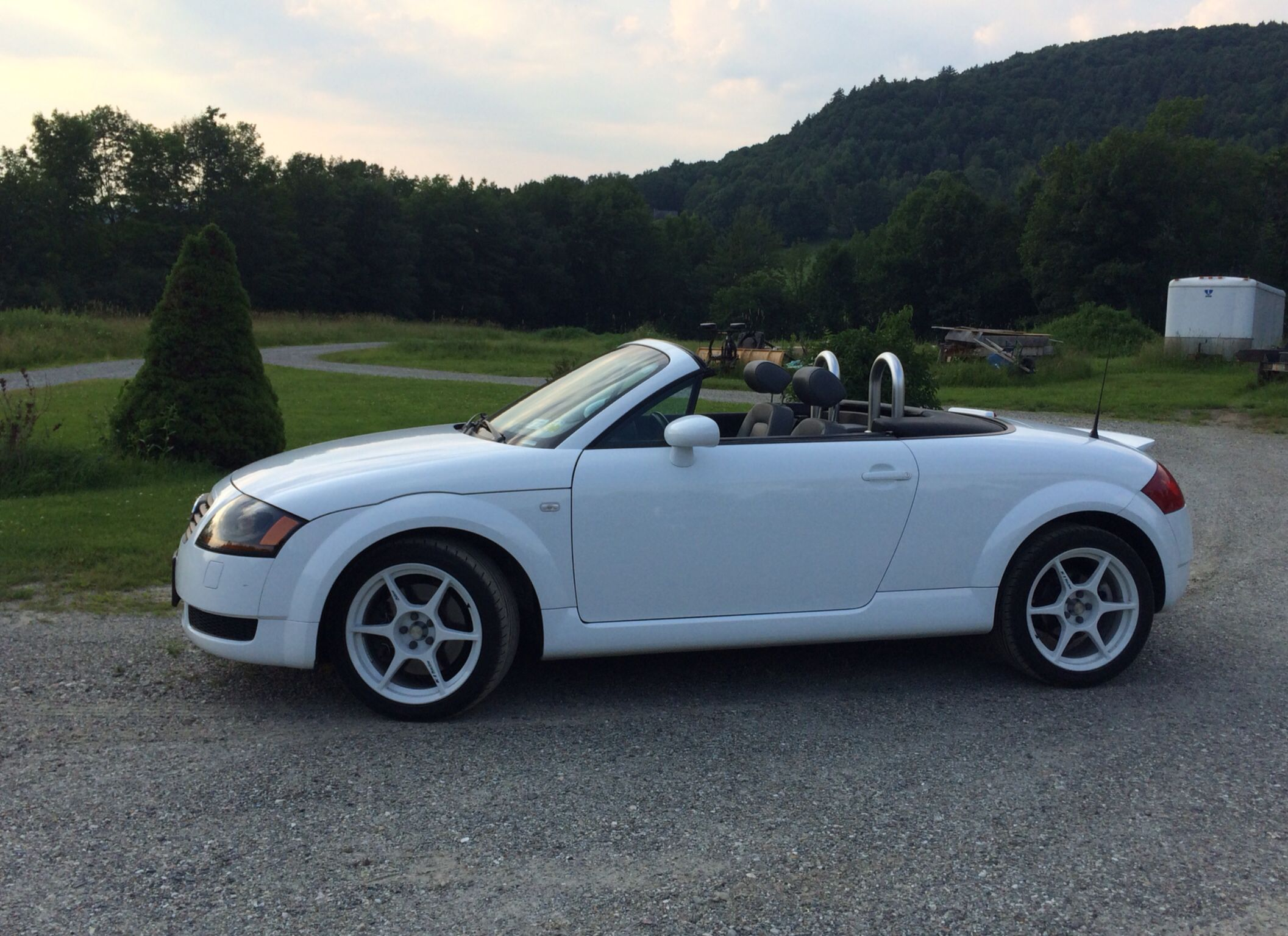 2002 white audi roadster quattro my audi tt 02 pinterest wheels and cars. Black Bedroom Furniture Sets. Home Design Ideas