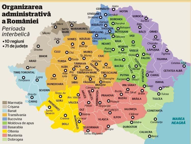 Evoluţia Economiei Romaniei Interbelice 1918 1940 History Of
