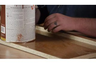 How To Refinish Pressed Wood Furniture 6 Steps Ehow
