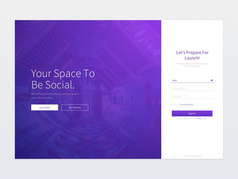 Minimal Tech Login Page Login Page Design Login Design Web App Design