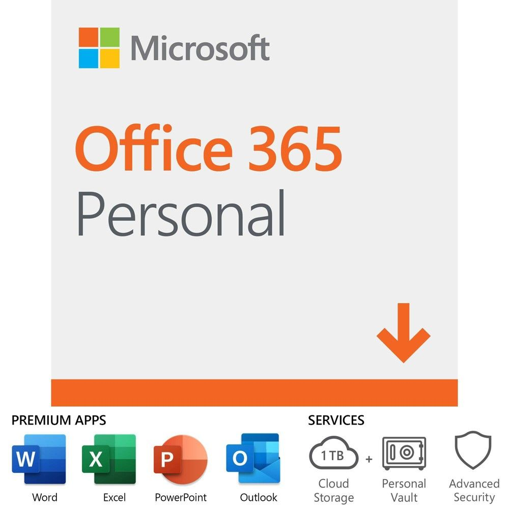 Microsoft Office 365 Personal Digital In 2020 Office 365