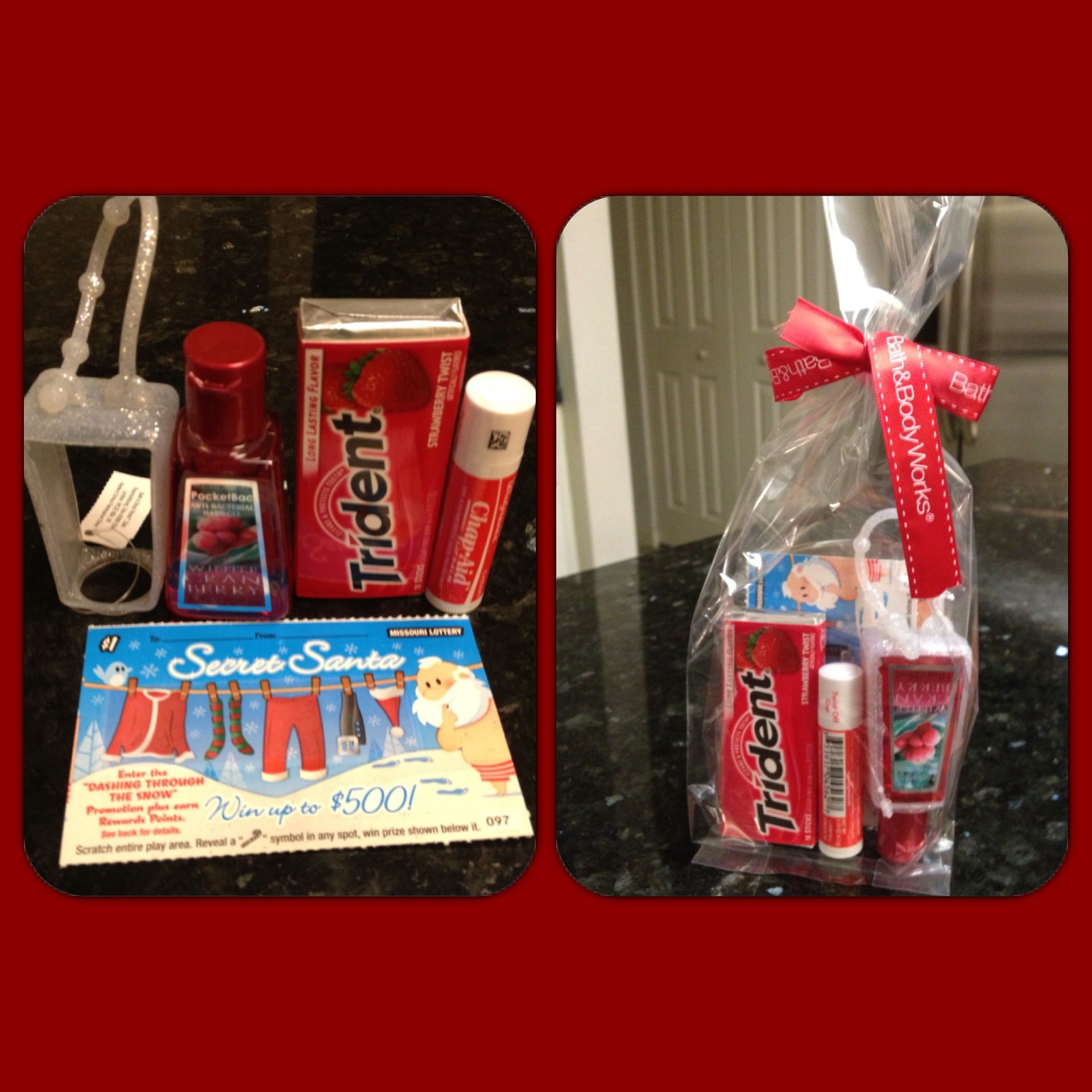 Christmas Gift Ideas For Hospital Staff : Nurse gift bags goody for delivery hospital staff