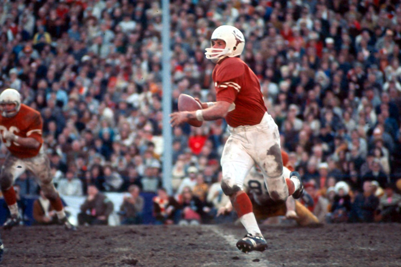 James Street, Cotton Bowl 1970, Texas vs Notre Dame.