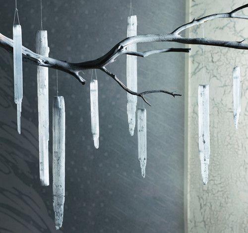 Interior Design & Decor : Selenite Crystal Towers  Decorating With Selenite