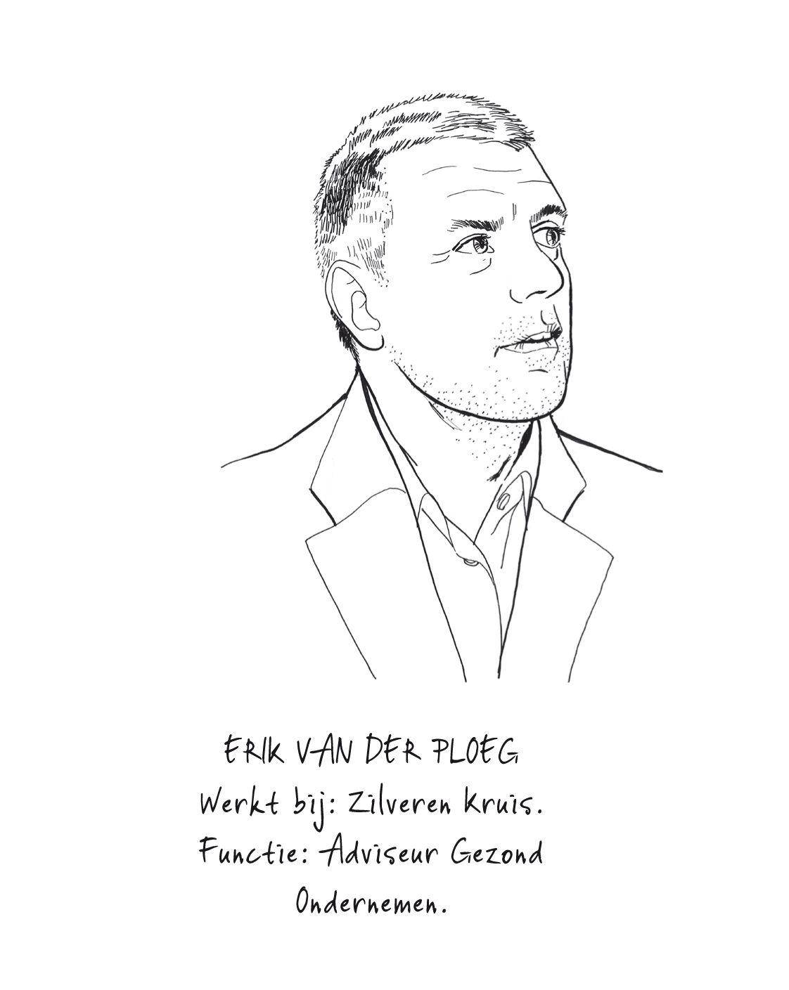 Illustratie van richard@axioma.nl voor Zilveren Kruis Achmea. Bekijk ons werk op www.axioma.nl