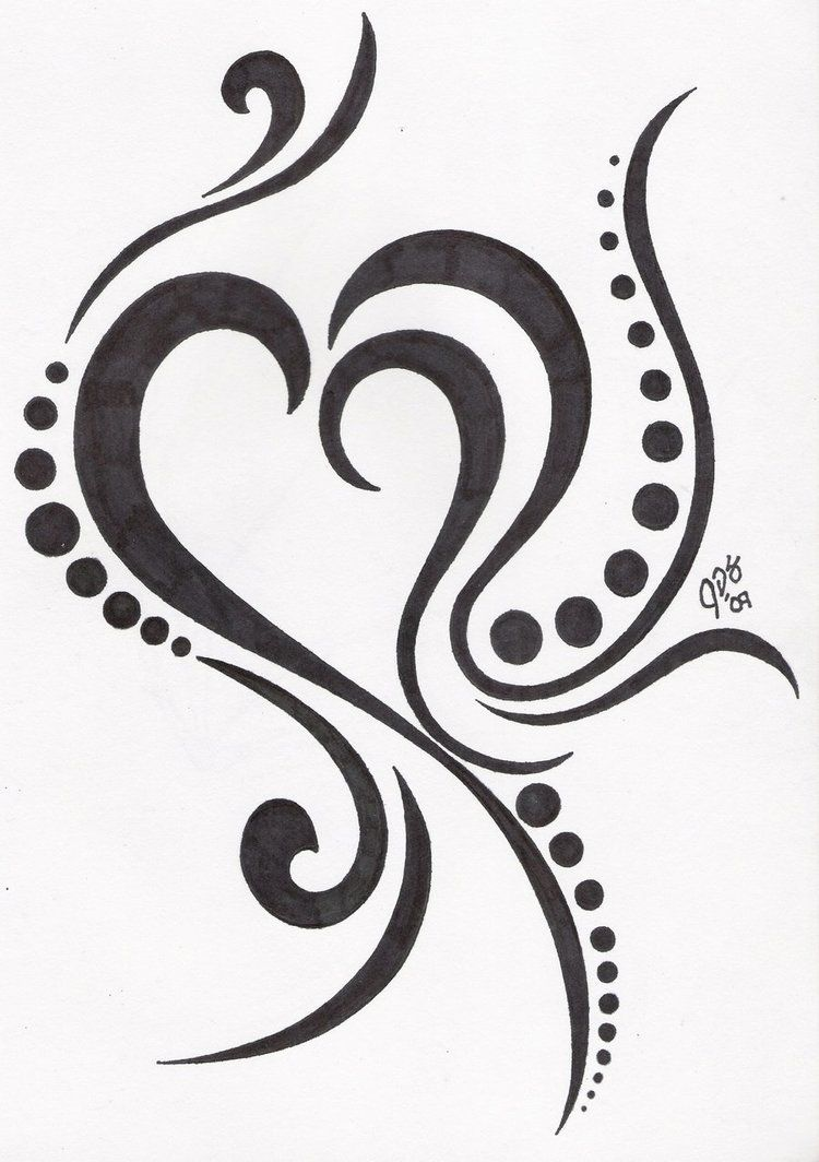 Heart And Infinity Tattoo Meaning - Images for Tatouage
