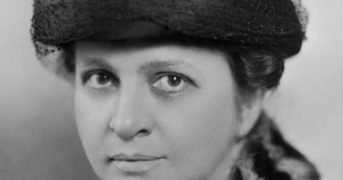Frances Perkins Was The First Female To Serve In The U.S. Presidential  Cabinet. As Secretary