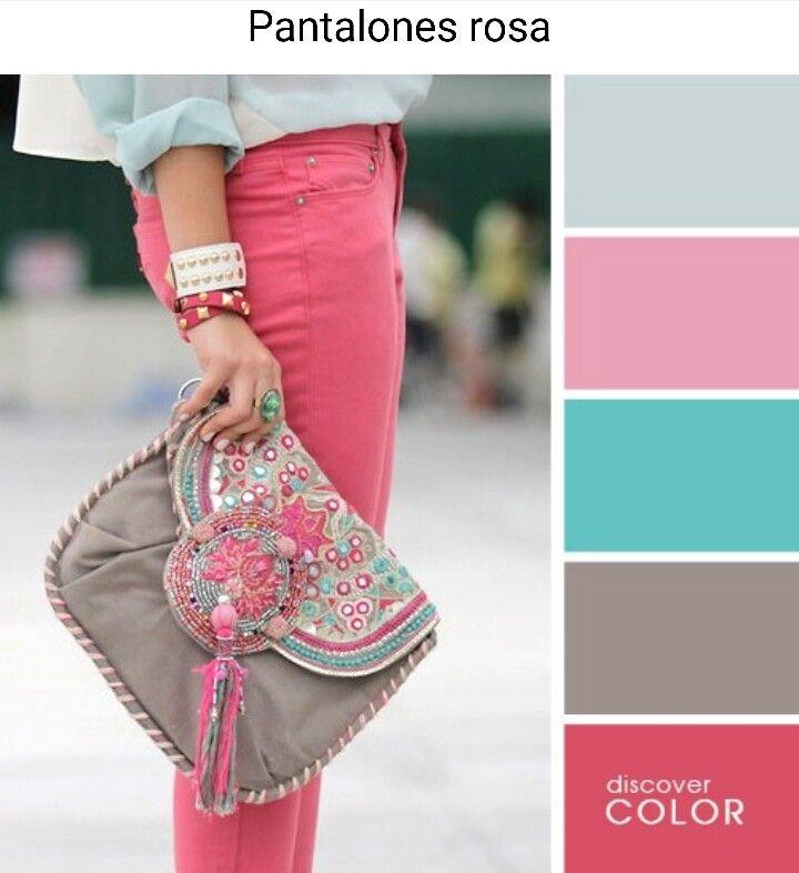 perfectas combinaciones de colores a la hora de vestir ...