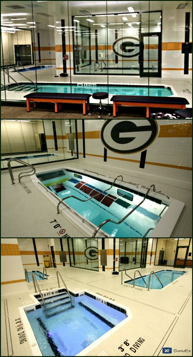 Athletic Training Room Makeover Green Bay Packers