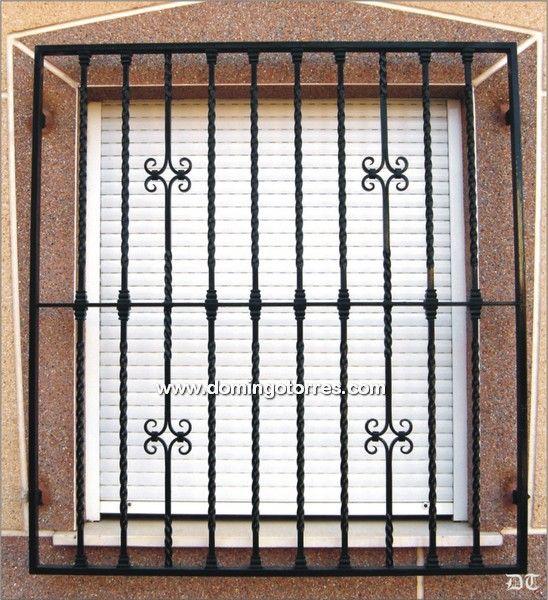 Resultado de imagen para dise os rejas en hierro forjado ideas para jarabacoa pinterest - Rejas hierro forjado ...