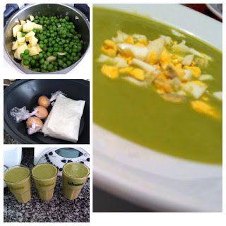 Bimby Truques & Dicas:  Cozinhar em pirâmide - 3 em 1Sopa para os adultos...