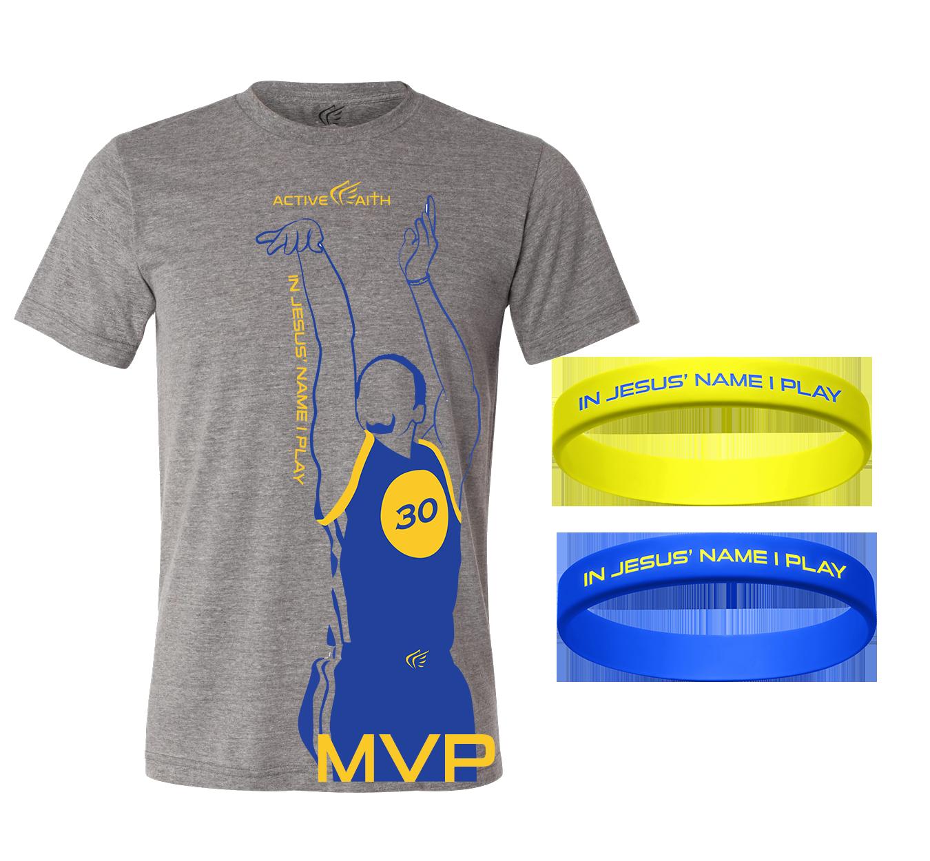 half off 73f38 8c0fd Steph Curry MVP Bundle | NBA Basketball | Curry warriors ...