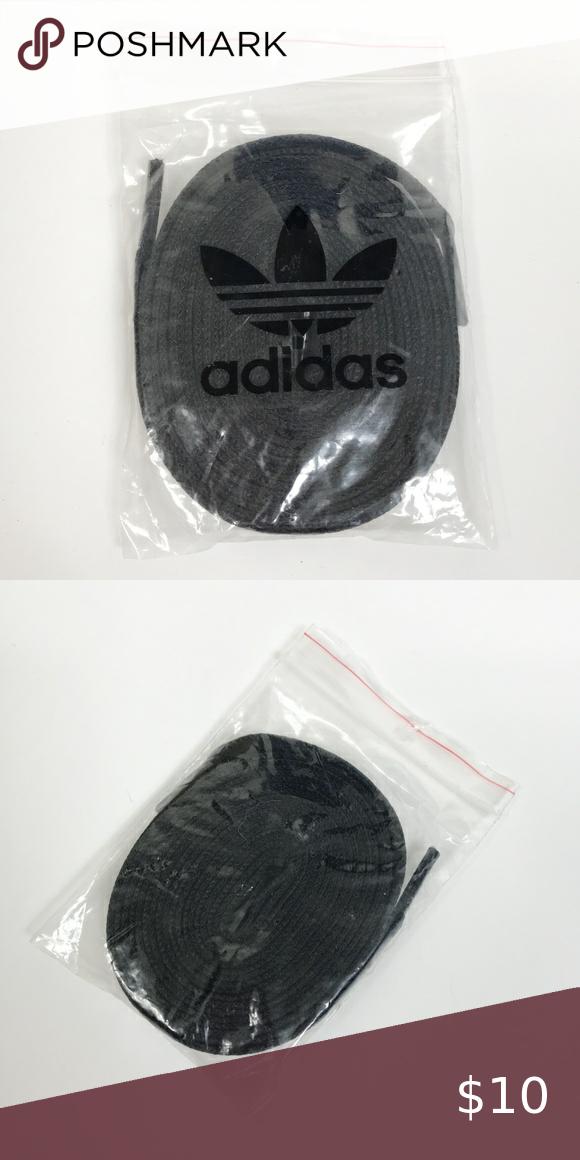 NEW Adidas Black Flat 0.5