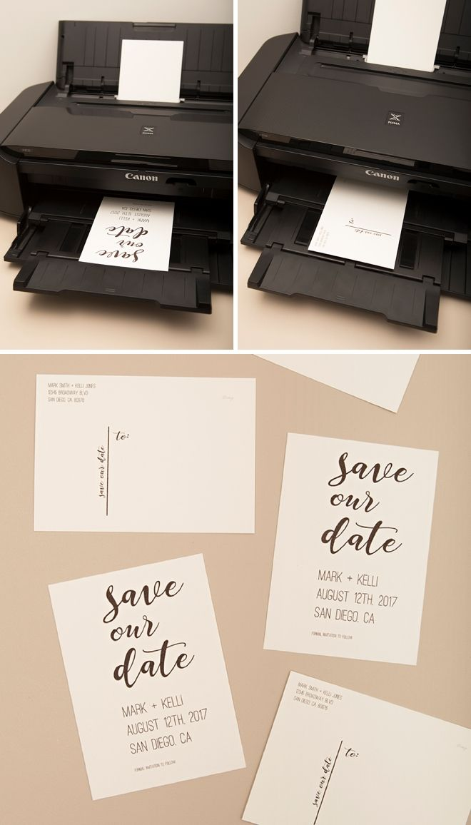 graphic regarding Free Printable Save the Date referred to as Monitor Out This sort of Cute Totally free Printable Help you save the Day