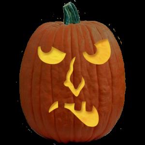 Free classic jack o lantern pumpkin carving patterns michelle