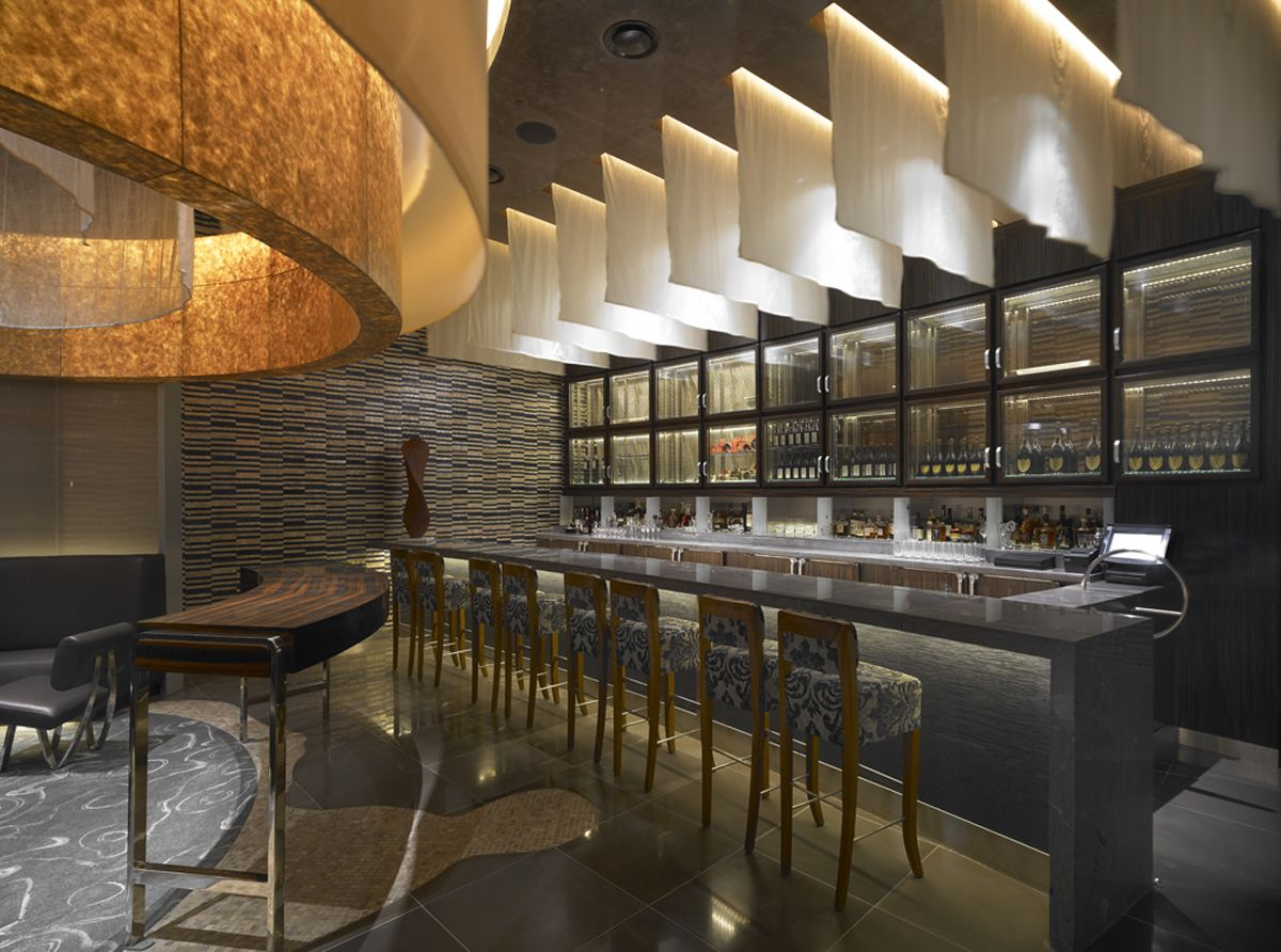 15 Modern Bar Ideas To Pick Modern Restaurant Design Restaurant