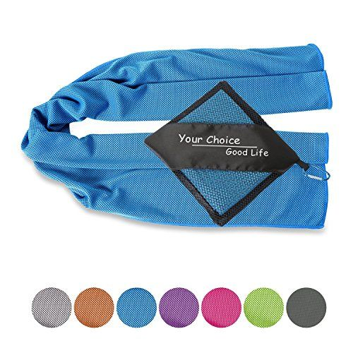 Your Choice Cooling Towel Golf Yoga Gym Fitness Camping