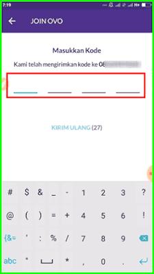 Contoh Cara Daftar Ovo Di Hp Android Atau Ios Dari Aplikasi Agar Bisa Memiliki Akun Member Club Ataupun Premier Terbaru Aplikasi Ios Android