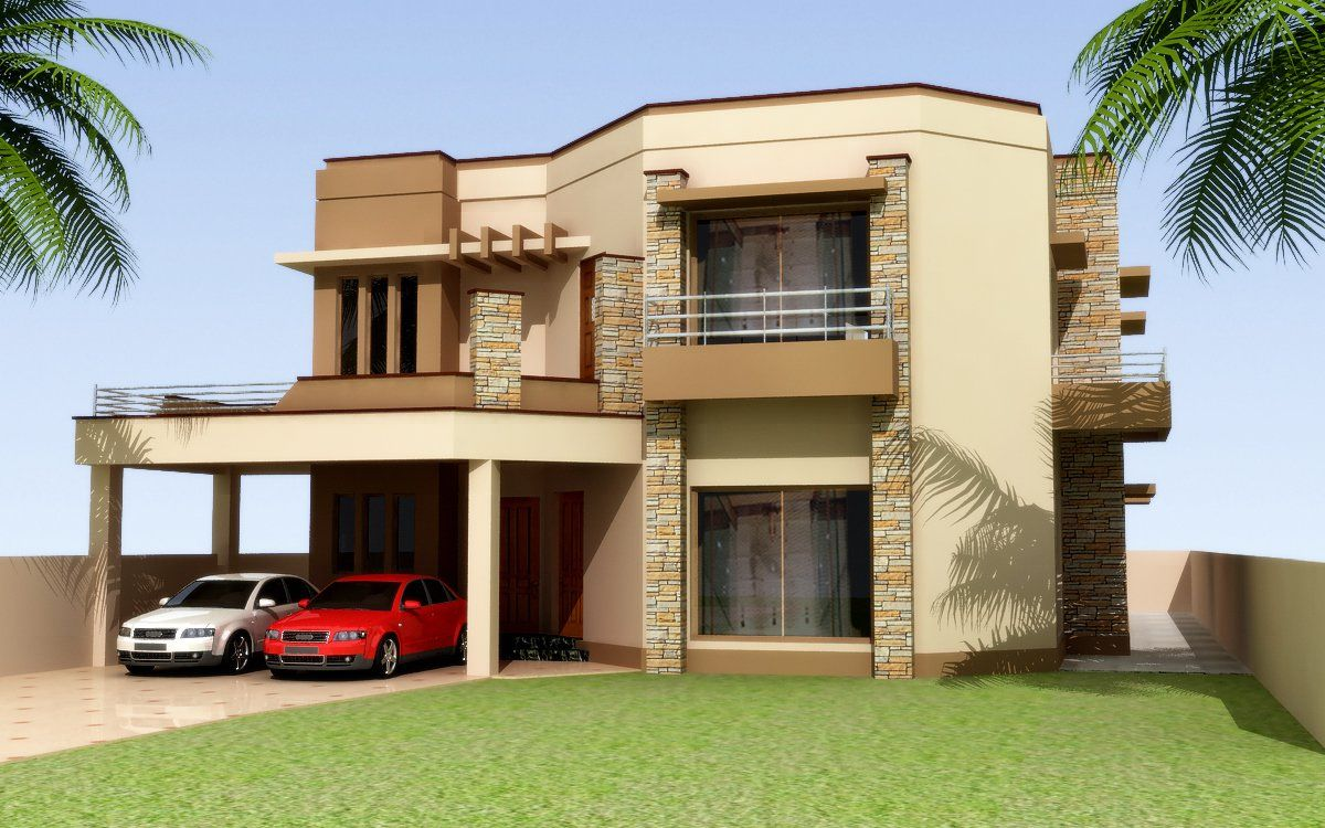 exterior elevations pakistan front elevation of house exterior