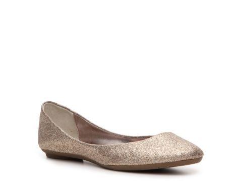 c388d0fc9c5 Steve Madden Women's Heaven Glitter Flat at DSW...I really want ...