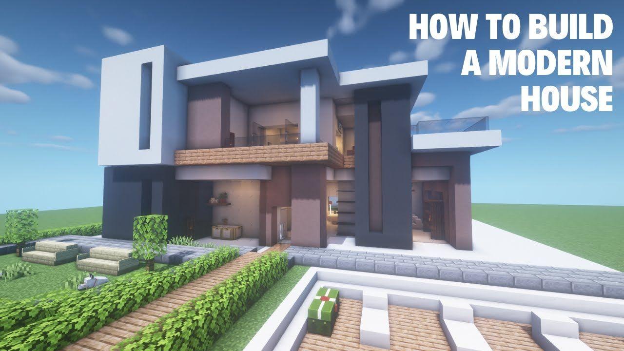 31+ Minecraft modern info