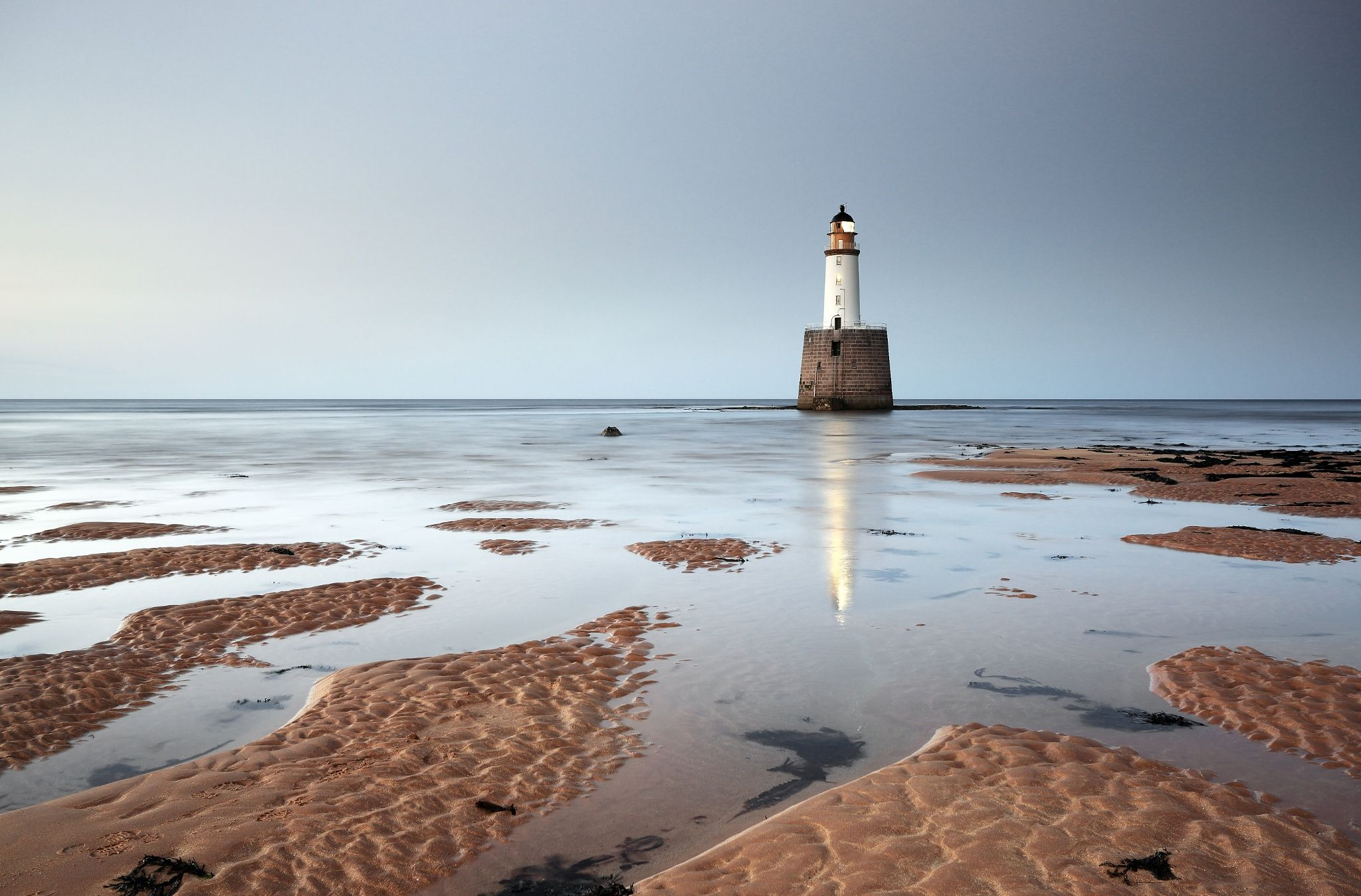 Rattray Head Lighthouse by Grant Glendinning on 500px
