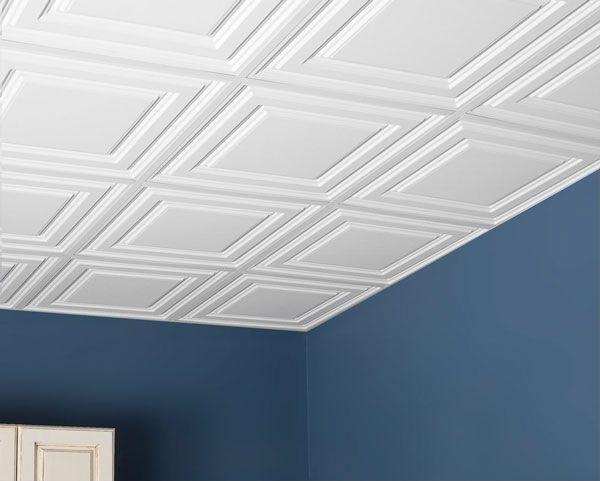 Ceiling Tile Alternative