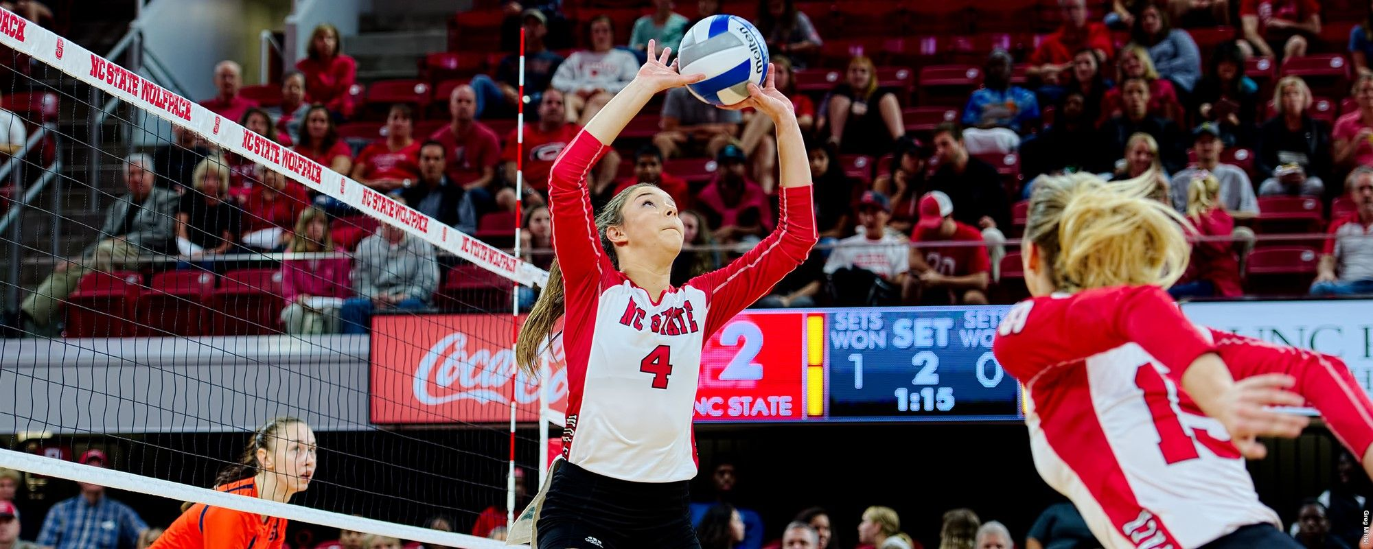Kylie Pickrell Setting Fpp Women Volleyball Volleyball News Volleyballs