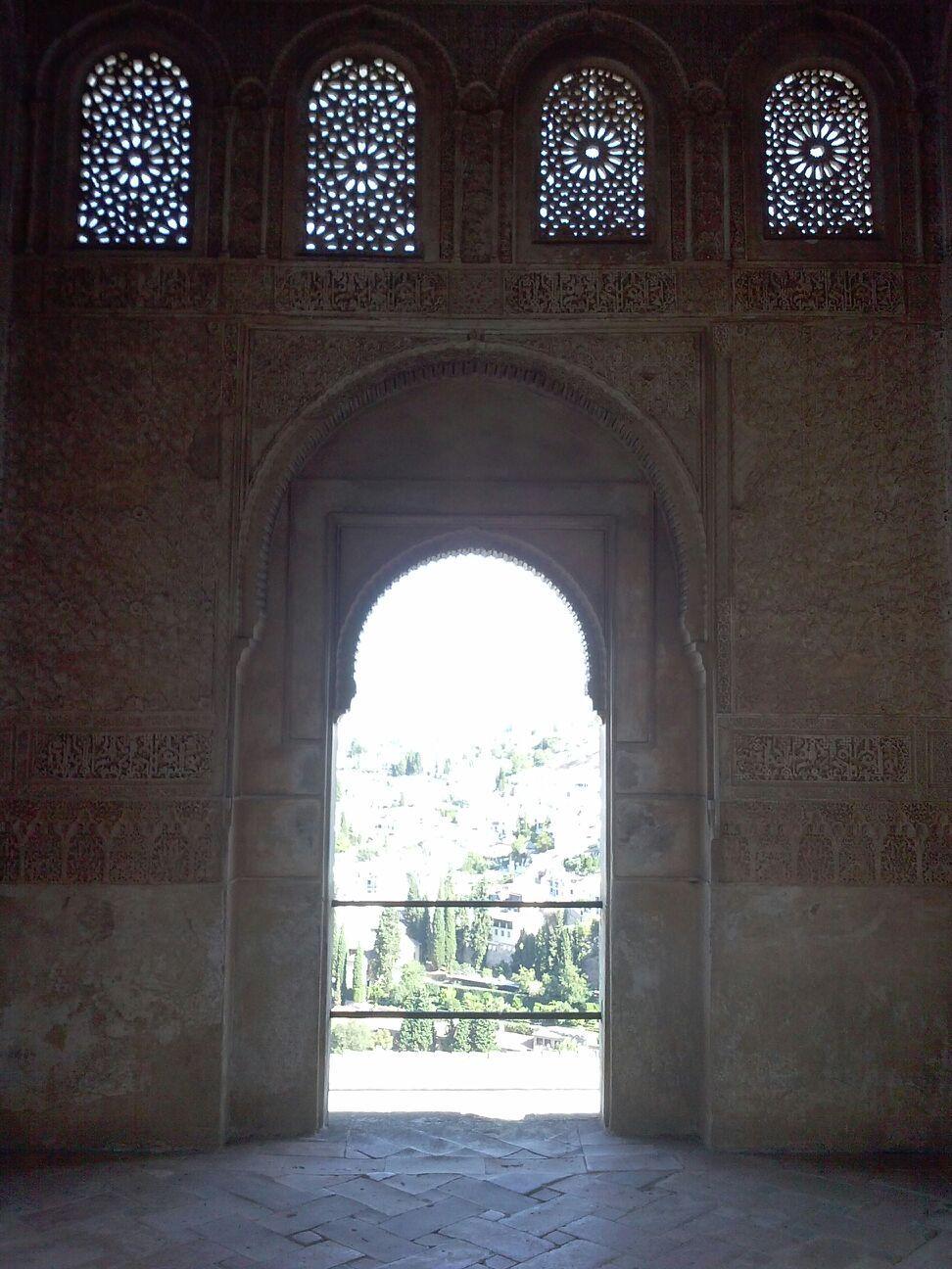 Estancia en  La Alhambra, Granada