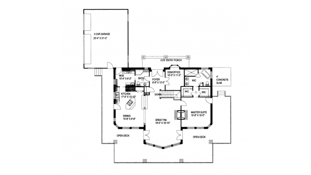 10 Best Modern Ranch House Floor Plans Design And Ideas Best Ranch House Floor Plans Home Design Floor Plans A Frame House Plans