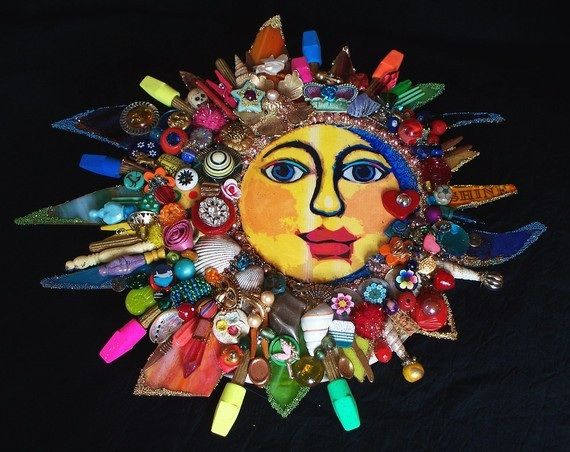 The Fantastic Bead Mosaics by Joselyn S Walsh | The SUNface … | Flickr