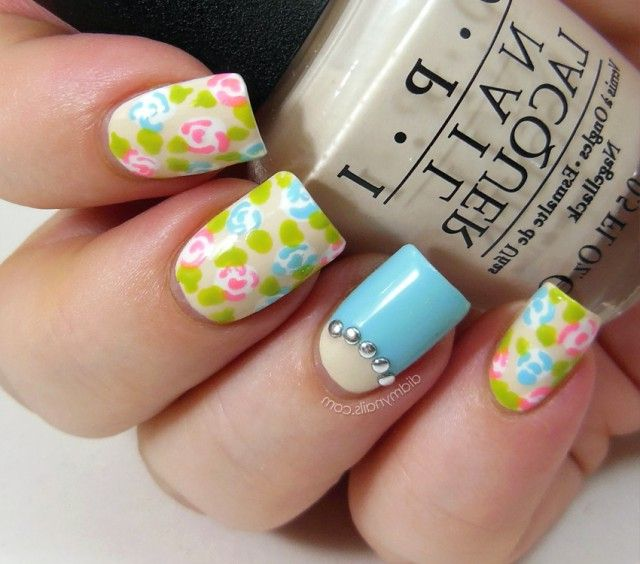 17 Nail Designs For Spring Nail Designs For Spring Best Nail Designs ...