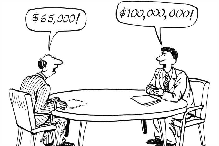 Why People negotiate in salary and what are the tips and