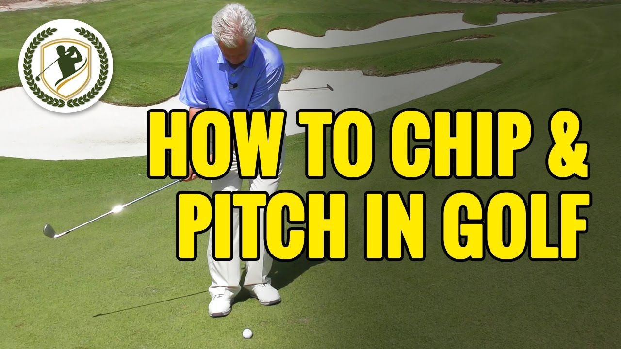 How to chip pitch a golf ball 2 common pitfalls solved