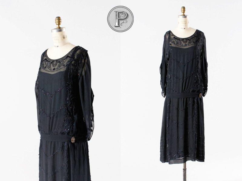 Lovely 1920s flapper dress ❤️
