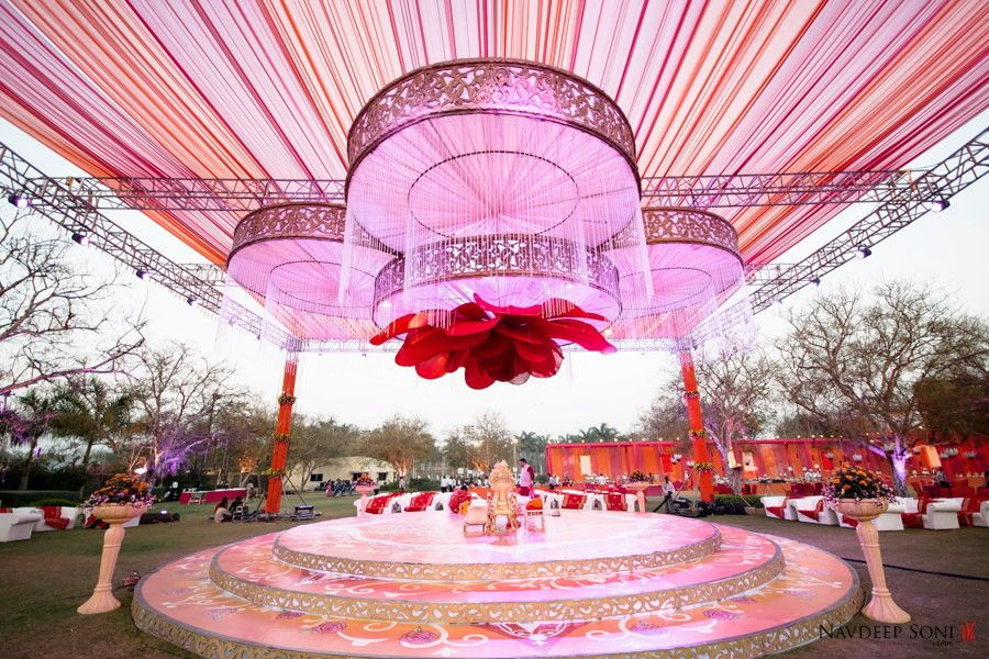 Gujarati Destination Wedding Madhubhan Resorts Ahmedabad