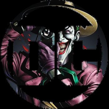 Dc Logo For Joker Ver 1 By Piebytwo Dc Comics Logo Dc Comics Comics Logo