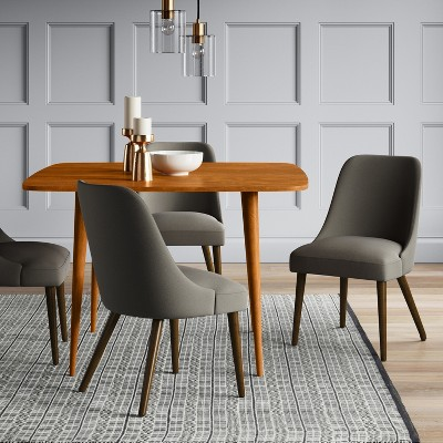 Image Result For Grey Leather Dining Room Chairs Brooklyn