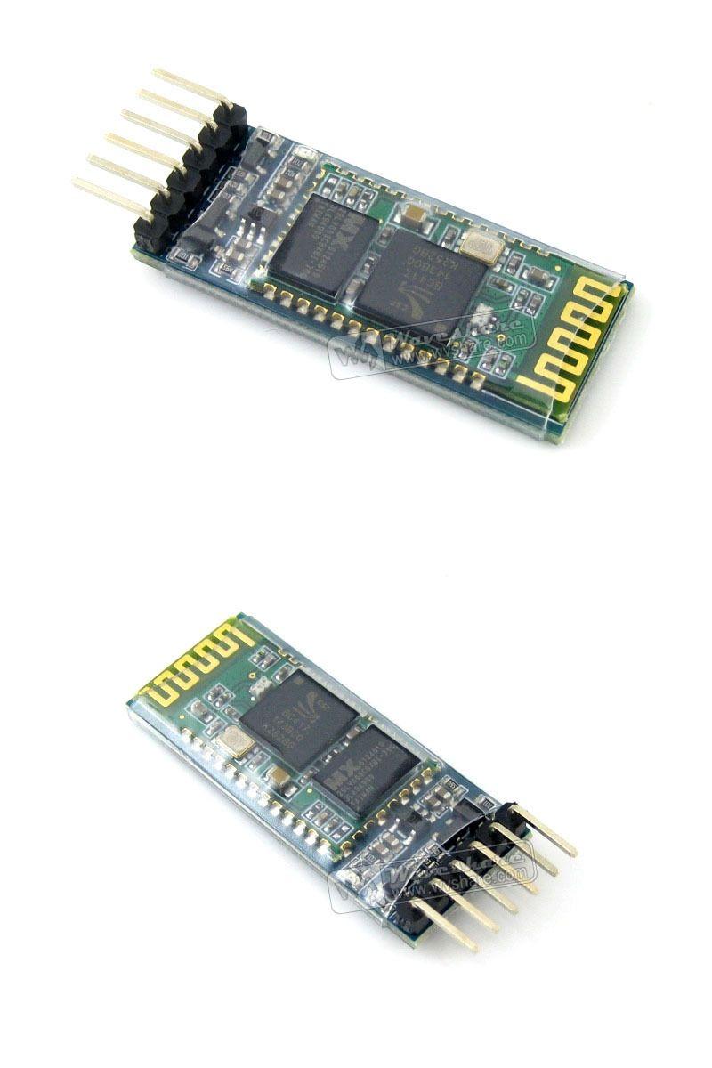 5pcs Lot Bluetooth Slave Uart Board 20 Wireless Rs232 Laser Transceiver Module Evaluation Development