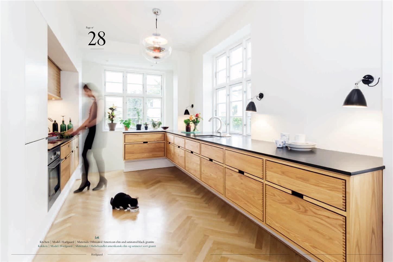 Dk Möbel iboligen dk garde hvalsøe køkken katalog se snedkerkøkken fra