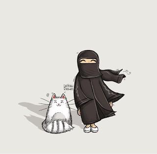 اجمل خلفيات بنات كيوت خلفيات محجبات للفيس بوك رسومات بنات منقبات 2021 In 2020 Hijab Cartoon Cute Cartoon Drawings Islamic Cartoon
