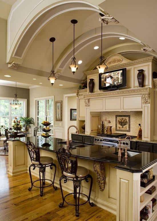 20 Dream Kitchen Inspiration Images