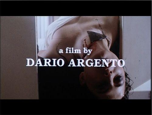 Dario Argento's Tenebre