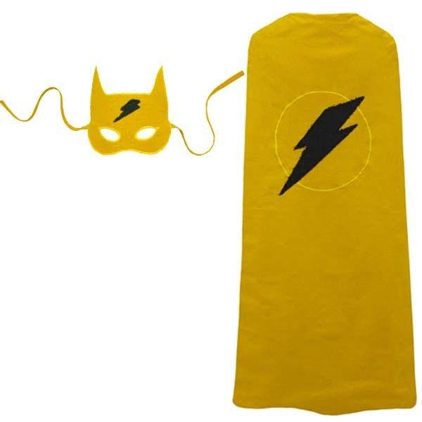 numero 74 d guisement super hero jaune a faire. Black Bedroom Furniture Sets. Home Design Ideas