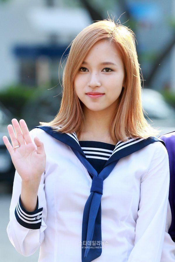 2 Cheerup Promo Team Twice Global Twitter Kpop Hairstylekorean Hairstyleskpop Sshoulder Length