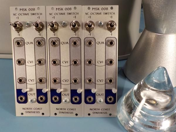 Msk 008 dual vc octave switch voltage controlled and manual melody transposition in for eurorack synthesizers fully assembled modules and do it yourself kits solutioingenieria Image collections