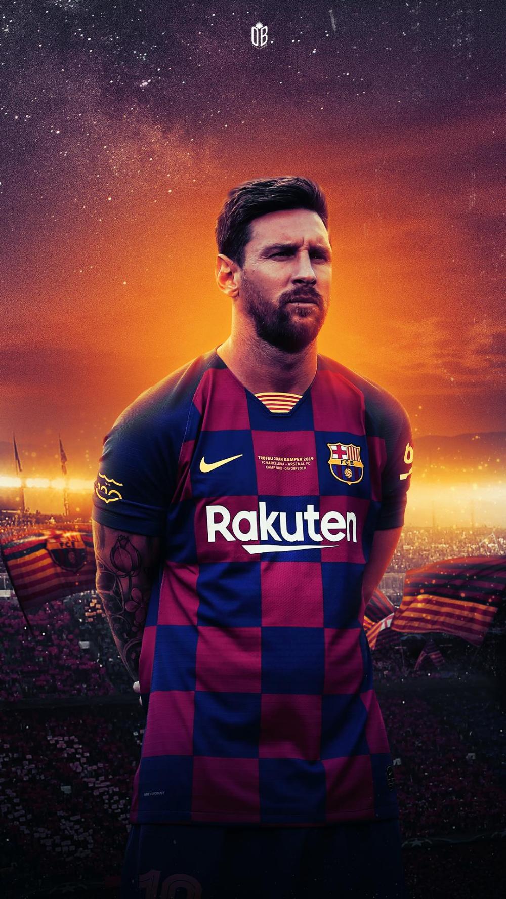 King Of Soccer Lionel Messi Messi Fussball Barcelona Fussball