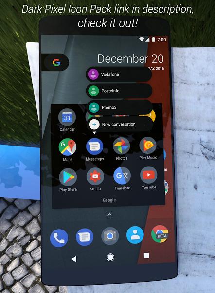 Stock/Pixel Black Substratum Theme [Samsung/Oreo] v327