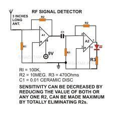 AC Mains Voltage Detector Circuit Diagram  | Electronic